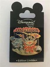 DLRP DLP DISNEY STUDIOS INVASION SERIES STITCH ARMAGEDDON LE 900 PIN 51196