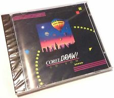 NEW Corel Draw #3 CD ROM Graphic Draw Digital Photo Image Editing Paint Software