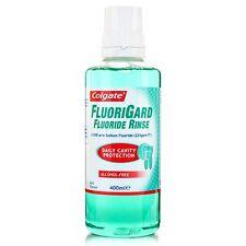 Colgate fluorigard sin alcohol diaria Enjuague 400 Ml-Envío rápido-buen Precio