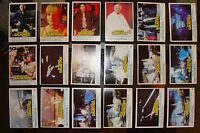 Battlestar Galactica 1978 Topps MASTER Set 132 Card +STICKER 22 +WONDER BREAD 36