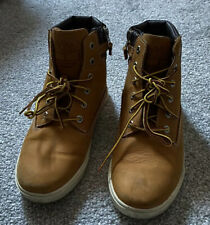 Genuine Timberland Trainer Boots Size 5 Side Zip