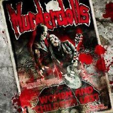 """MURDERDOLLS """"WOMEN AND CHILDREN LAST"""" CD NEW+"""