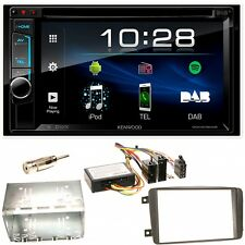 KENWOOD ddx-4018dab Bluetooth Kit Installazione per Mercedes Classe C w203 CLK w208 w209