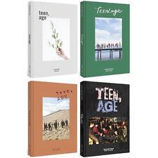 SEVENTEEN TEEN,AGE 2nd Album RANDOM+F.buch+Karte+Ständer+F.Poster+Aufkleber+etc