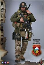 "Soldier Story 1/6 Scale 12"" ISOF SAW Gunner Action Figure SS-107 New"