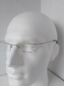 JAI KUDO 443 (731) eyeglasses glasses frames -  Col. M12 Silver *NEW