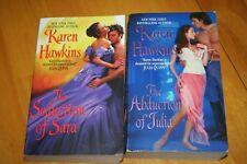 Seduction of Sara & Abduction of Julia by Karen Hawkins-Historical Romance