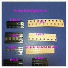 5set (55pcs) Logic Board Backlight Kit IC Coil Diode Capacitor for iphone 6S/6SP