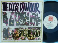 Dogs D'Amour ORIG UK PS 12 EP Satellite kid EX '89 China CHINX17 Glam Metal