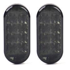 A Pair Yellow Light LED Side Marker Lamp Fit For VW Passat B5 Jetta Golf MK4