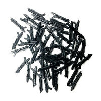 Lot 100pcs Guns sword For Star Wars Marvel 3.75'' Figure Accessories Kid Toys