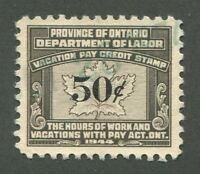 CANADA REVENUE OV8 USED
