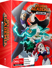 My Hero Academia Season 4 Series Four Part 2 Two Limited Blu-ray DVD Digital