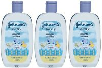 3 Pack JOHNSON'S Baby Cologne 6.80 oz Each