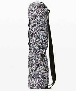 Lululemon Women's The Yoga Mat Bag FSZM Floral Spritz Multi