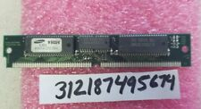 1MBx36  FAST PAGE  72-pin SIMM 60ns  FP TIN LEAD  CONTACT  KMM5361203C2W-6