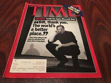 TIME MAGAZINE AUGUST 18 TH 1997 STEVE JOBS