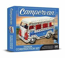 Camper Van Construction Set 348pcs Stainless Steel *Brand New & Boxed*