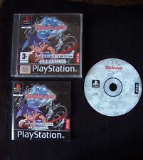 Sony Playstation PS1 Jeu Beyblade Hyper Vitesse Let It Rip!