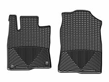 WeatherTech All-Weather Floor Mats for Honda Civic 2017-2018 Black