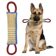 Tactic Training Tug Stick Bite Rod Toy for Police Dog Young Puppy Teeth Exercise