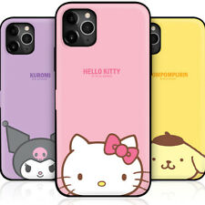 Hello Kitty Friends Big Pastel Door Bumper Case iPhone 11 11 Pro 11 Pro Max Case