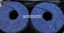 (49,98 €/100 g): 50 Gramm Schulana LUSTRINO, mit Pailletten, Farbe:153 #875
