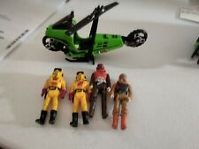 M.A.S.K Condor w/ Brad Turner and 2 other loose Mask Figures!