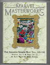 Marvel Masterworks NEW SEALED Limited Edition HC #226 AMAZING SPIDERMAN #169-180