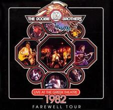 Live at the Greek Theatre 1982 by The Doobie Brothers (CD, Jun-2011, Eagle...