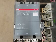 ABB AF1250-30-11-70 3-Phase Contactor w/ CAL18 Auxiliary Contact *PRICE REDUCED*