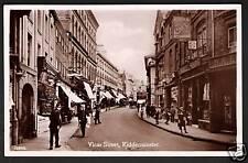 Kidderminster. Vicar Street # 12895.