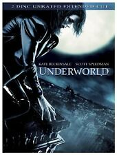 Brand New DVD Underworld (Unrated Extended Ed) Kate Beckinsale Scott Speedman