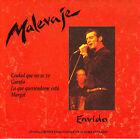 CD SINGLE promo MALEVAJE SPAIN rare 1991 4-tracks TANGO ciudad que no se ve