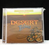 Desert Blues CD Music for Relaxation Natural Dreams 1999 Meditation Spa Nature