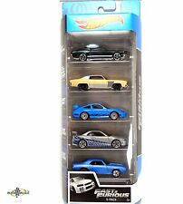 Fast and & Furious Set 5 Basic 2020 1:64 Hot Wheels