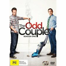 THE ODD COUPLE (USA 2015 Matthew Perry)  -  DVD & UK Compatible