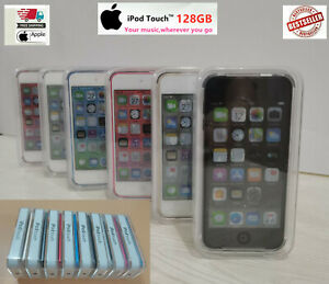 Apple iPod Touch  (7th generation ) 128GB (all colors) -1 YEAR WARRANTY , Latest