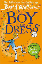 The Boy In The Dress By David Walliams - New