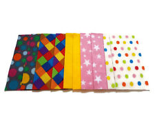 Fleece Nappy Liners Reusable Washable For Cloth Nappies x10