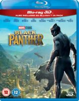 Nuovo Nero Panther 3D Blu-Ray