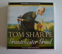 Grantchester Grind - by Tom Sharpe - Unabridged Audiobook - 10CDs