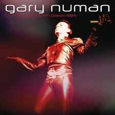 Gary Numan - Live at Hammersmith Odeon 1989 Cd2 Demon / Ed