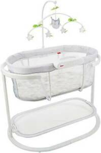 NEW PARTS: FISHER-PRICE SOOTHING MOTIONS BASSINET - Pad, Soothing Unit, Mobile