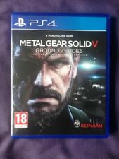 Metal Gear Solid V: Ground Zeroes (PS4) (Sony PlayStation 4, 2014)