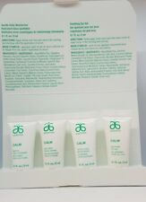 Arbonne Calm For Face Gentle Daily Cleanse, Facial Serum, Eye Gel