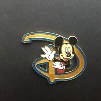 WDW Where Dreams Come True Disney D - Mickey Mouse - Disney Pin 49929
