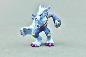 Digimon WereGarurumon  H-T Mini Figure Bandai