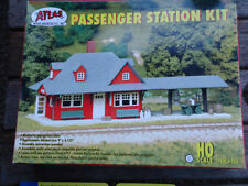Atlas C-8 Like New Model Trains