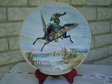 France~Limoges Porcelain Plate by Liliane Tellier *1001 Arabian Nights* ~Vintage